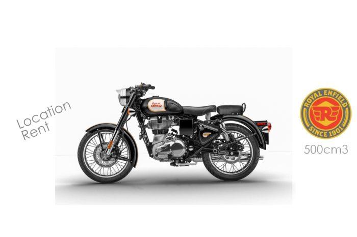 Royal Enfield 500cm3 Classic Black
