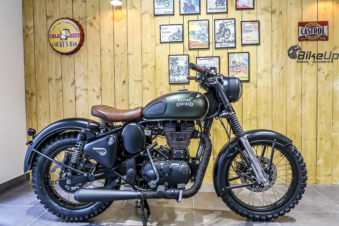 Personalisé votre moto BikeUp