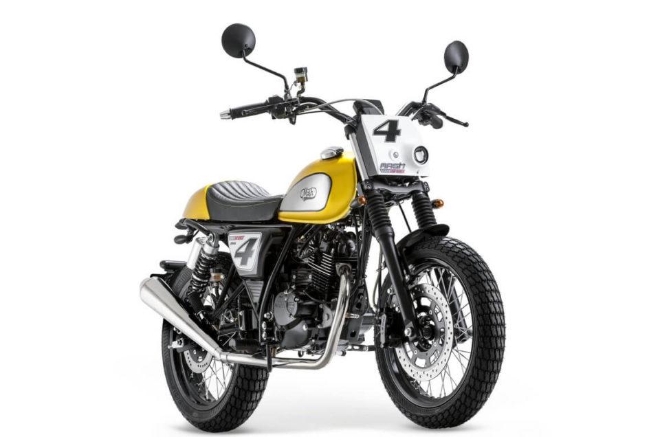 Nouvelles Mash Dirt 50cc et 125cc disponibles