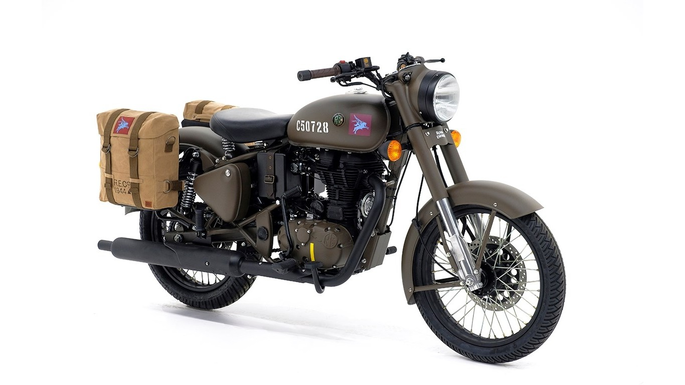 s rie limit e royal enfield 500cc pegasus bikeup. Black Bedroom Furniture Sets. Home Design Ideas