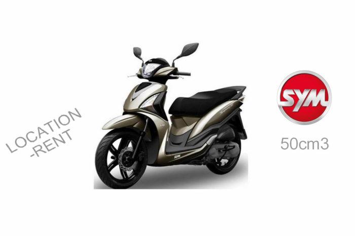 Sym Symphony ST 50cm3