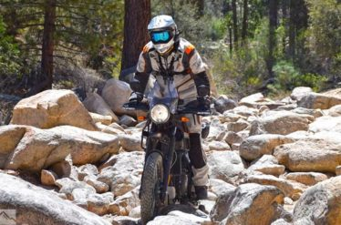 Repousser les limites de la Royal Enfield Himalayan