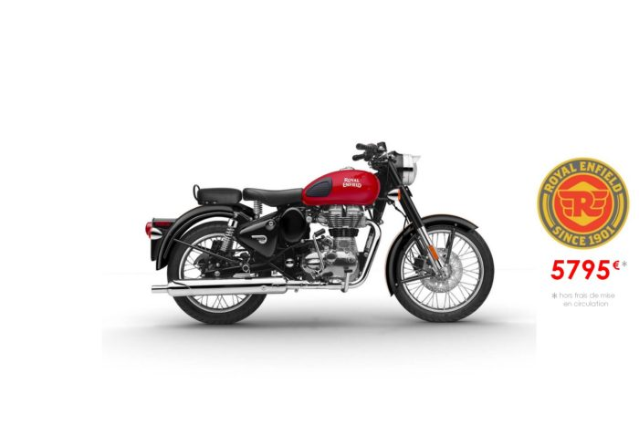 Royal Enfield 500cm3 Classic Redditch