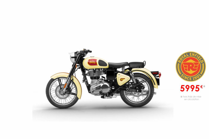 Royal Enfield 500cm3 Classic Santal