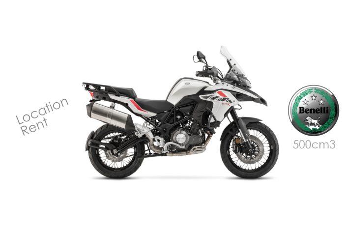Benelli 500cc TRK-X 502