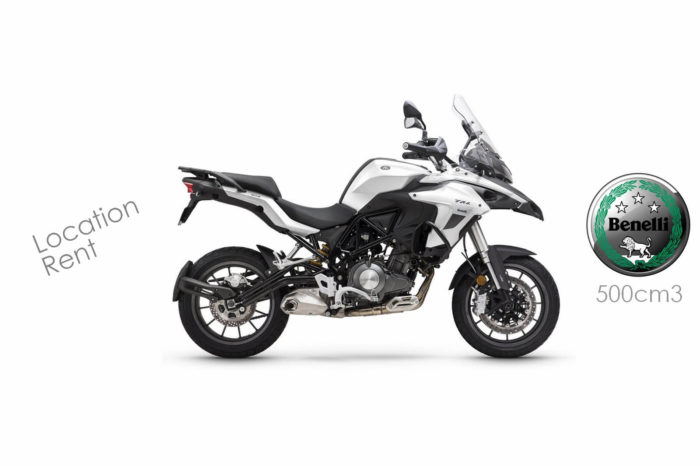Benelli 500cc TRK502