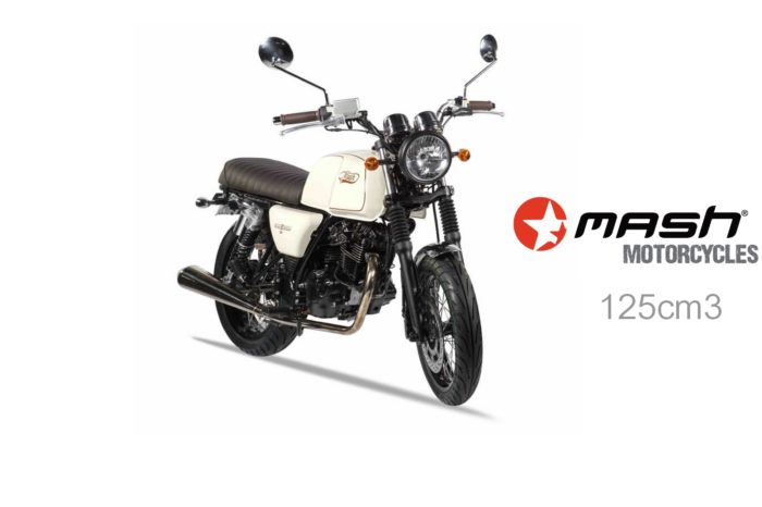 Mash Brown Edition 125cm3
