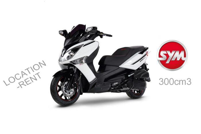 Sym GTS EFI ABS 300cm3