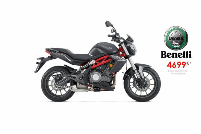 Benelli BN302 300cm3