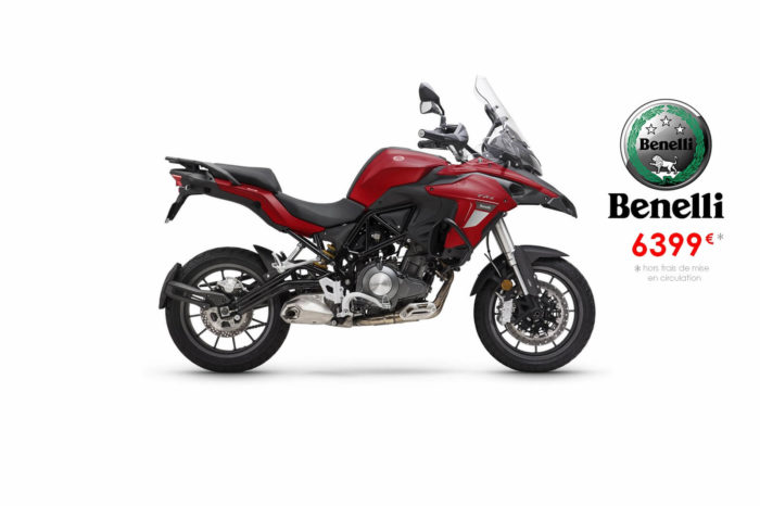 Benelli TRK502 500cm3