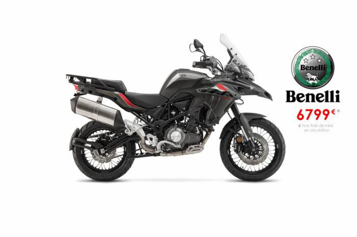 Benelli TRK502 X 500cm3