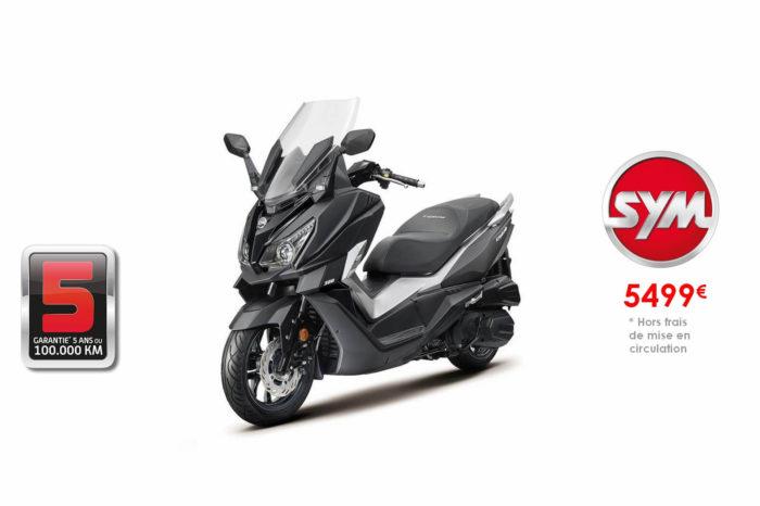 SYM Cruisym 300cc