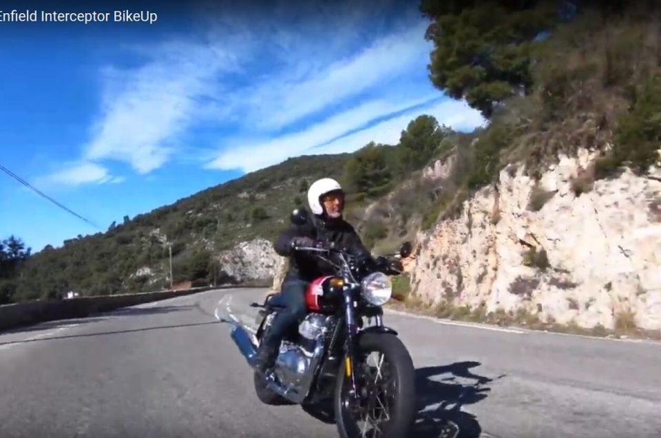 Vidéo: Essai de la nouvelle Royal Enfield Interceptor 650cc !