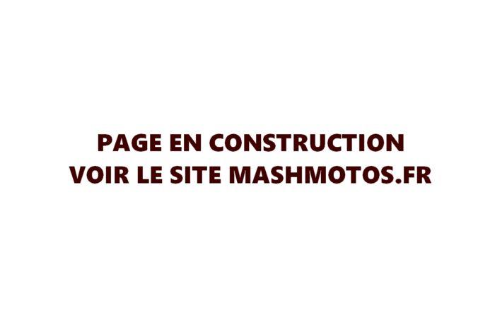 GAMME MOTOS MASH 2021