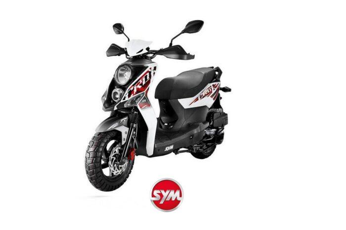 SYM Crox 50cc Euro5