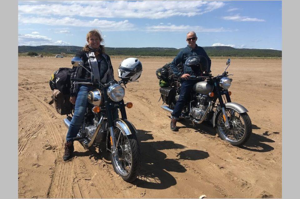 Voyage - Road Trip en ROYAL ENFIELD Classic 500cc