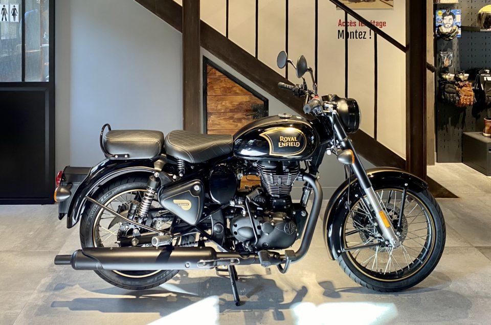 Série Limitée – Royal Enfield Classic 500cc TRIBUTE