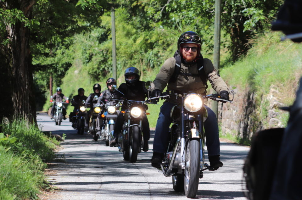 Film – Balade moto organisée par le magasin