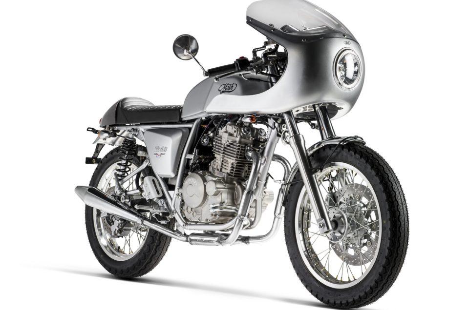 OFFRE – Un Café Racer 400cc neuf à moins de 3000€ !!