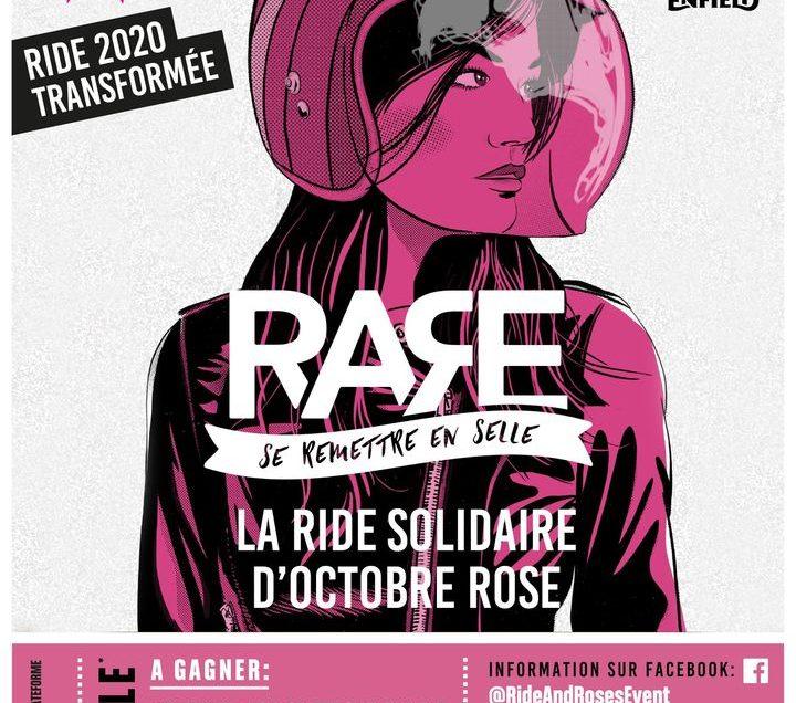 BALADE MOTO – Ride R.A.R.E. 2020 en Royal Enfield