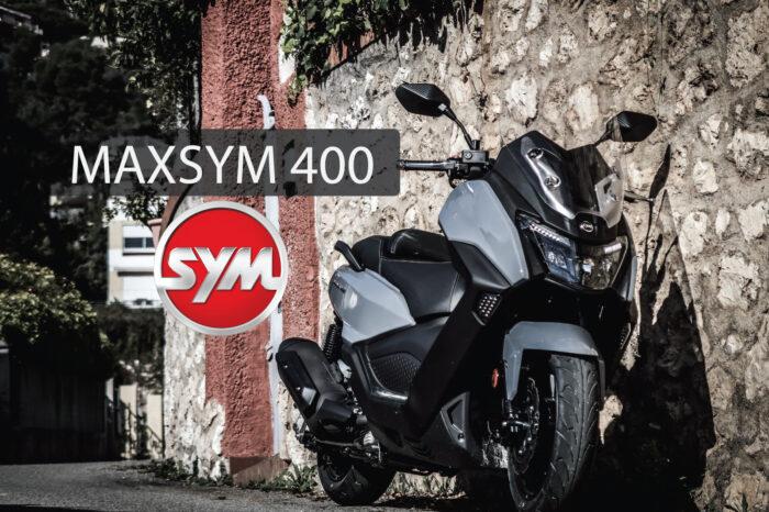 SYM MAXSYM 400cc EURO5